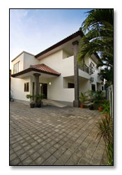 Bali Paradise Apartments Are Set In The Garden Suburb Of Sanur